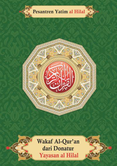 Cover Mufasir Wakaf