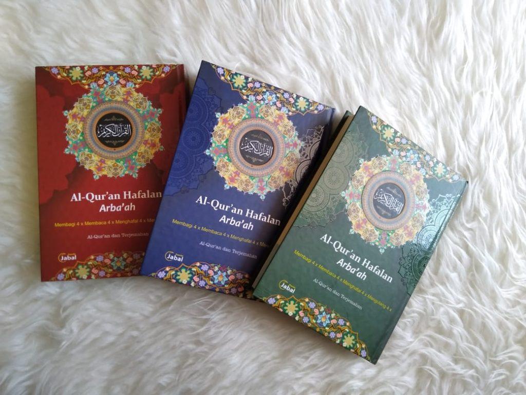Cetak Al Quran Custom